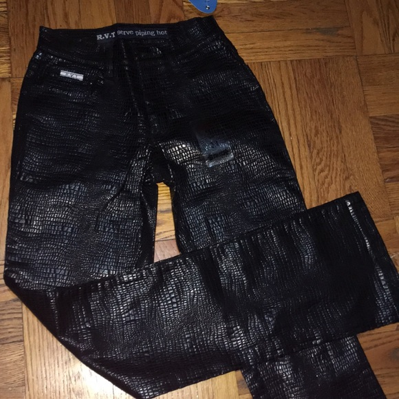 7//8 OR 9//10 Crocodile Pants by ReVolt Jeans JUNIOR Rock and Roll Costume Sets